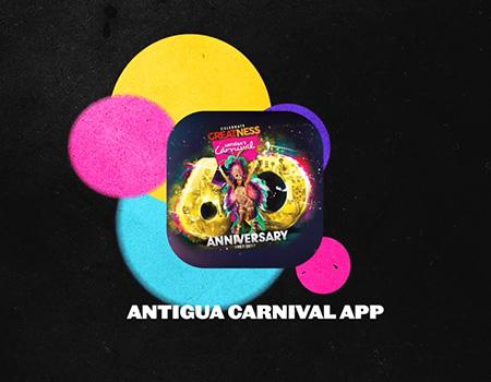 Antigua Carnival App Promo