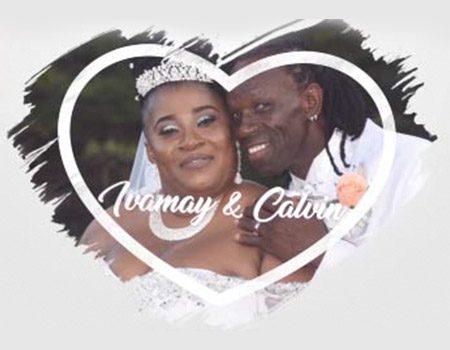 Ivamay and Calvin Wedding