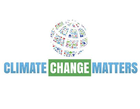 Climate Change Matters Logo